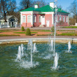 Gardens of Kadriorg Palace  in Tallinn, Estonia  — Stock Photo