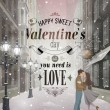 valentines  day — Stockvector