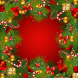 Christmas background — Stock Vector #4467049