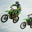 Stock Photo: Motocross in UK