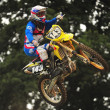 图库照片: Motocross in UK