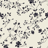 Schöne nahtlose Muster — Stockvektor