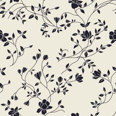 Beautiful seamless pattern