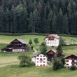 Ortisei in Val Gardena (Italy) — Stock Photo