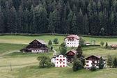Ortisei in Val Gardena (Italy) — Stock Photo