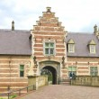 Dutch castle Heeswijk. Netherlands - Stock Photo