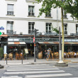 On the streets of Paris. France — Stock Photo #13858039