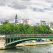 Bridge over the Seine. Paris. France — Stock Photo #14321697