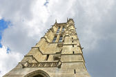 Tower of St. Jacques in Paris. France — Stock Photo