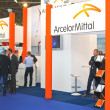 Stock Photo: Exhibition Offshore Energy 2012. Amsterdam. Netherlands