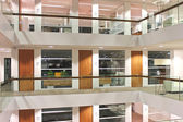 Interior office building — Stock Photo
