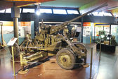 Anti-aircraft gun at the Museum of the Battle of Normandy — Stock Photo