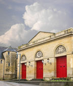 The ancient theater in Bayeux. Normandy. France — Stock Photo