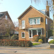 Stock Photo: House in suburb. Netherlands