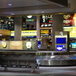 Arrival lounge in the airport McCarran . Las Vegas, Nevada — Stock Photo #34916631