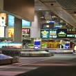 Arrival lounge in the airport McCarran . Las Vegas, Nevada — Stock Photo