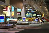 зал прибытия в аэропорт маккаран. лас-вегас, невада — Стоковое фото