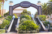 Entrance in Encore hotel and casino in Las Vegas, Nevada. — Stock Photo