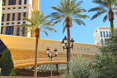 The Palazzo luxury hotel and casino resort in Las Vegas — Stock Photo