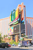 Treasure Island hotel and casino in Las Vegas — Stock Photo