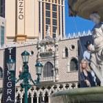 The Palazzo luxury hotel and casino resort in Las Vegas — Stock Photo