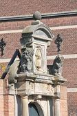 Composición escultórica en dordrecht, Países Bajos — Foto de Stock