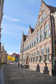 The school building in Dordrecht, Netherlands — ストック写真