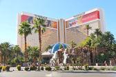 The Mirage hotel in Las Vegas — Stock Photo