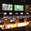 Sport betting at Caesar's Palace   in Las Vegas — Stock Photo