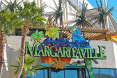 Margaritaville restaurant-gift shop in Las Vegas — Stock Photo