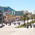 City landscape in Las Vegas, Nevada. — Stock Photo