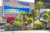 Miracle Mile Shops at Planet Hollywood Resort and Casino in Las — Stock Photo