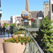 Stock Photo: City landscape in Las Vegas, Nevada