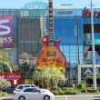 Stock Photo: Hard Rock Cafe in Las Vegas