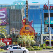 Постер, плакат: Hard Rock Cafe in Las Vegas