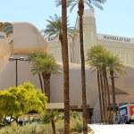 Sphinx near Luxor Hotel and Casino in Las Vegas. — Stock Photo #41033175
