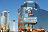 Riviera Hotel and Casino in Las Vegas — Stock Photo