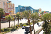City landscape in Las Vegas, Nevada — Stock Photo