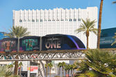 Monorail train in Las Vegas. — Stock Photo