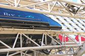 Monorail train in Las Vegas. — Stock fotografie