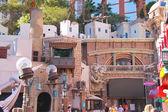 Treasure Island hotel and casino in Las Vegas — Stock Photo