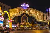 Night view of Las Vegas. — Stock Photo
