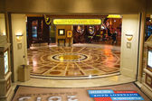 Lobby in Caesar's Palace in Las Vegas — Stock Photo