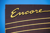 Encore hotel and casino  in Las Vegas, Nevada — Stock Photo