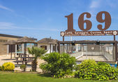 Spa hotel on the coast in Cervia, Italy — Stock fotografie