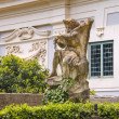 Sculpture in the Boboli gardens. Florence, Italy — Stock Photo