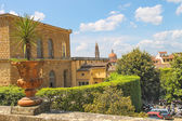 Florence on a hot summer day. Italy  — Stock Photo