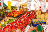 Fruit and vegetable in the market of  Venice, Italy — Stock Photo