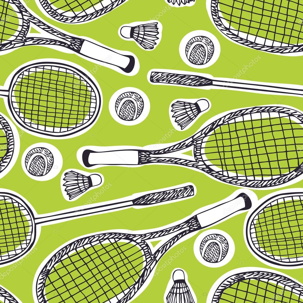 badminton vs tennis Badminton and table tennis, also known as pingpong, are considered fun games by many people but are also very competitive racquet olympic sports badminton player fu haifeng of china hit the.