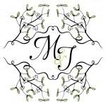Mistletoe wedding invitation — Stock Vector #28037563